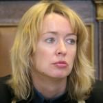 tiesnese Sandra Meliņa